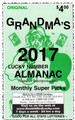 2017 Grandma's Lucky Number Almanac