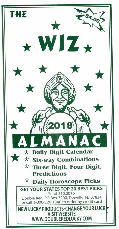 The Wiz Almanac 2019