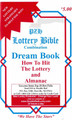 2019 Lottery Bible Combination Dream Book 2019