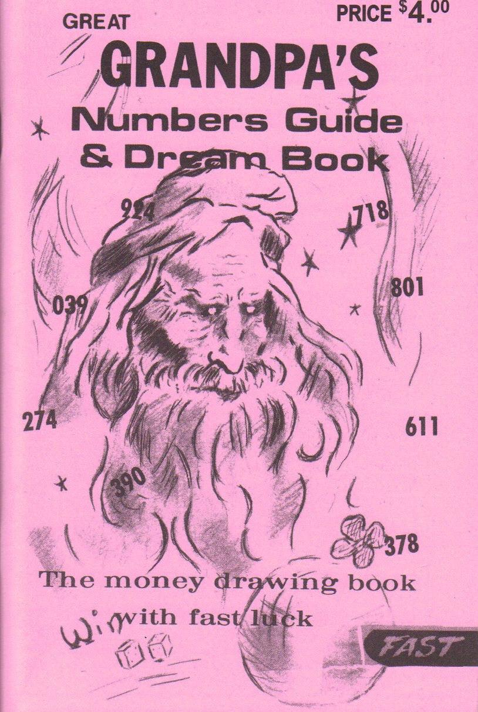 Great Grandpa S Number Guide Dream Book