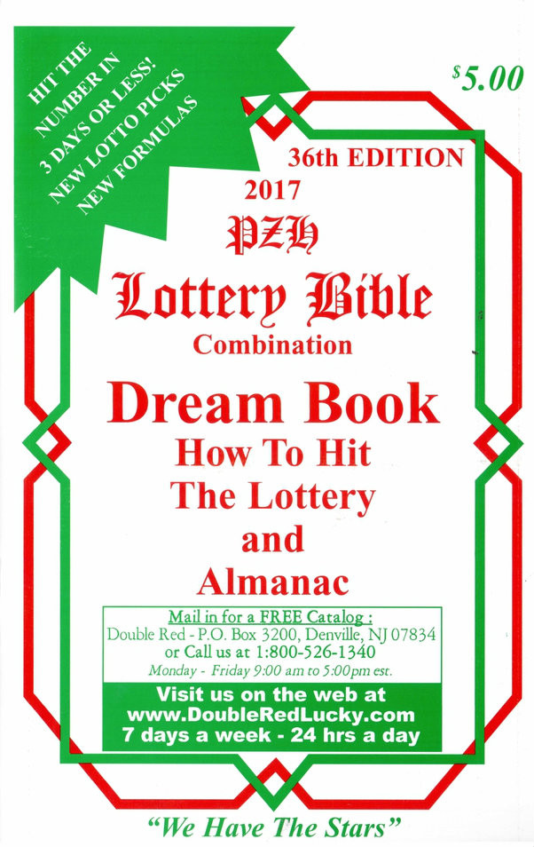 Online dream book for lottery number