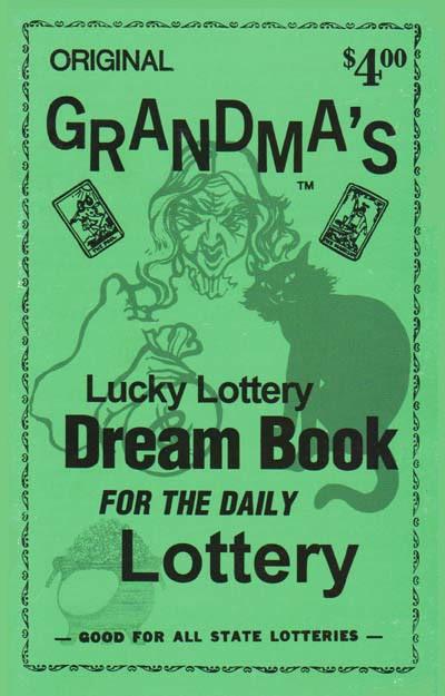 Grandma's Lucky Lottery Dream Book