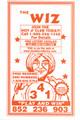 The Wiz 3 Digit Tip Sheet