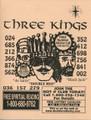Three King's 3 & 4 Digit