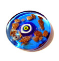"Eye Pendant Murano Glass ""CLOSEOUT"""