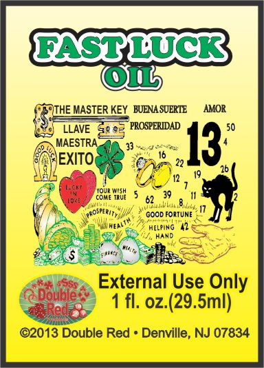 Fast Luck Oil 1 fl  oz