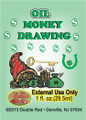 Money Drawing Oil 1 fl. oz.