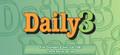 Daily 3 - Michigan