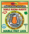 Double Fast Luck Bath & Floor Wash 8oz.