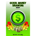 Quick Money Drawing Soap 3 oz.