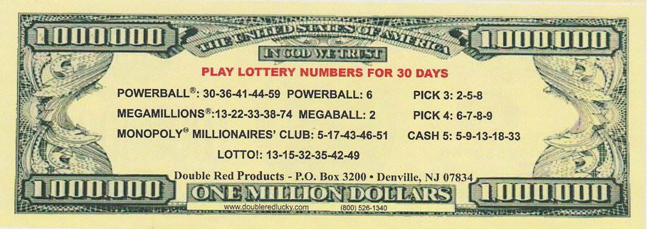 Millionaire Lucky Bill Strategy