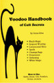 "Voodoo Handbook of Cult Secrets ""Closeout"""