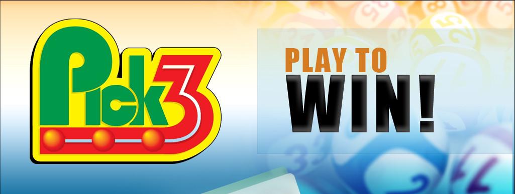 Jamaica Pick 3 Lotto Game