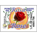 Rose Essential Oil 1/2 oz.