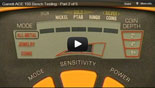 Garrett Ace 250 Metal Detector Training 2