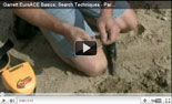 Garrett EuroAce Metal Detector Training Basics 5