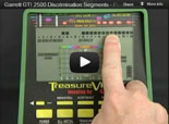 Garrett GTI 2500 Metal Detector Training 3