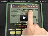 Garrett GTI 2500 Metal Detector Training 1