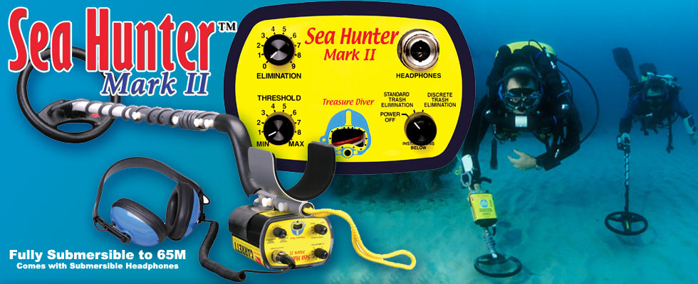 Garrett Metal Detectors Sea Hunter