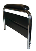 includes the armrest, armrest pad and side guard