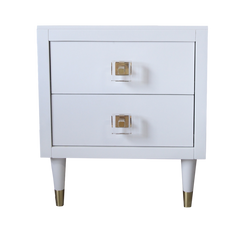 Uptown 2-Drawer Nightstand