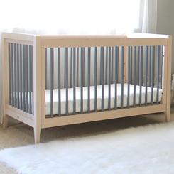 Maple Devon Crib