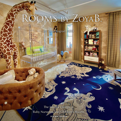 """Rooms by ZoyaB."" - 4th Edition Book"