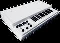 Mellotron M4000D Keyboard