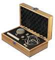 ADK 3 Zigma Audio  tool kit with large C12 and small mic capsules