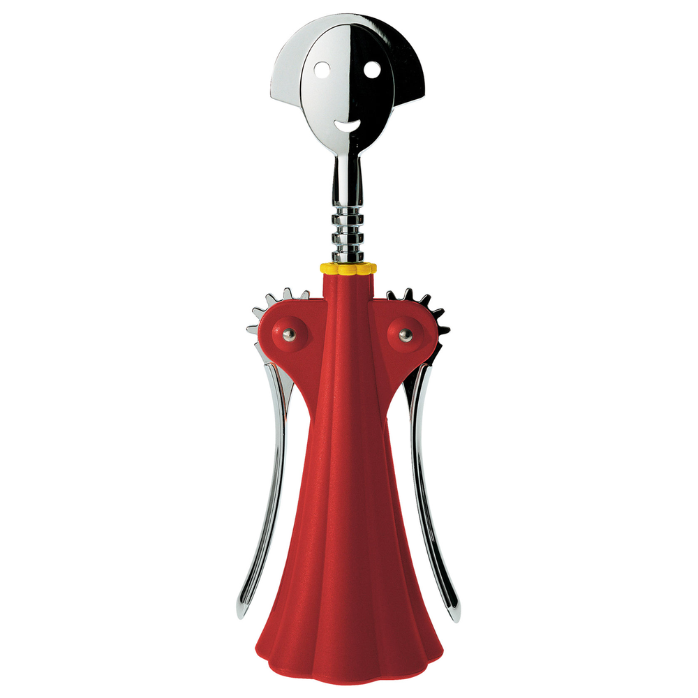 ALESSI ANNA G. - Red dress corkscrew