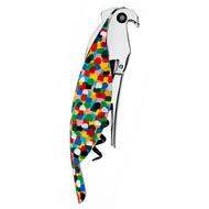 ALESSI PARROT PROUST Sommelier Corkscrew - handpainted