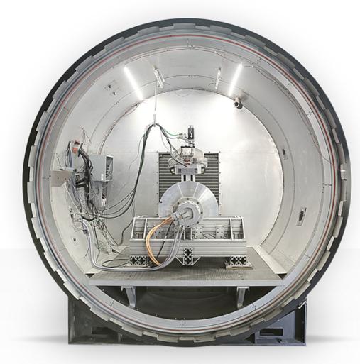 hyperloop project lighting