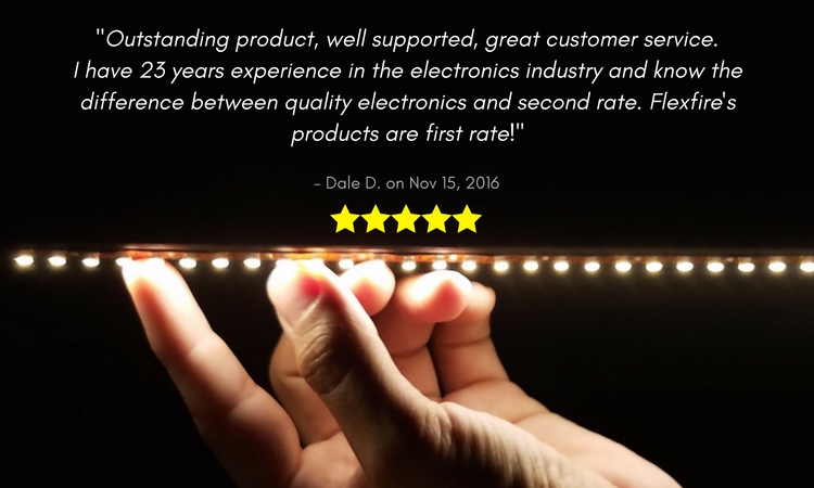 Flexfire LEDs Reviews