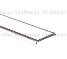 KLUS - HS 22 clear Cover (for GIZA) - Certified, KL-17011