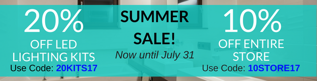 Flexfire LEDs Summer Sale Coupon Code