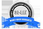 Myosource Guarantee Seal - 100% Satisfaction Guaranteed and 30-Day Money Back Guarantee