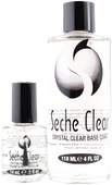 Seche Vite 4 oz. Seche Clear Base Coat + Bonus 0.5 oz. Bottle