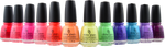 China Glaze 12 pc Lite Brights Collection