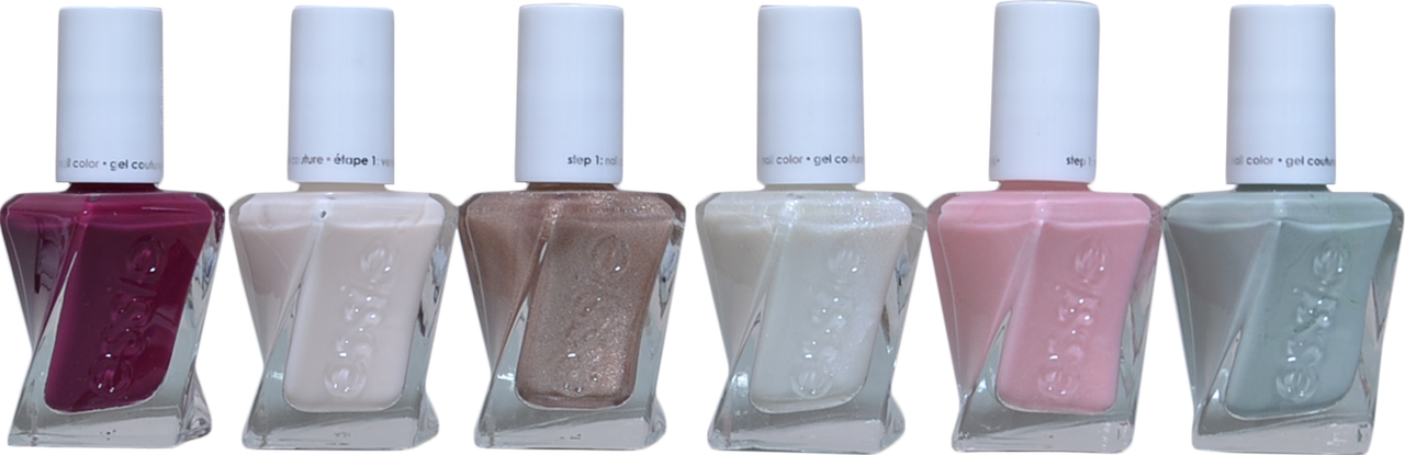 Essie Gel Couture 6 pc Bridal 2017 Collection, Free Shipping at Nail ...