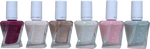 Essie Gel Couture 6 pc Bridal 2017 Collection