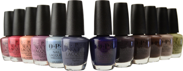 OPI 12 pc Iceland Collection