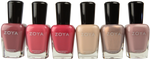 Zoya 6 pc Sophisticates Collection A