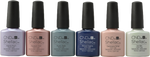 CND Shellac 6 pc Glacial Illusion Collection