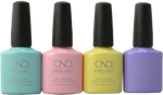 CND Shellac 4 pc Chic Shock Collection