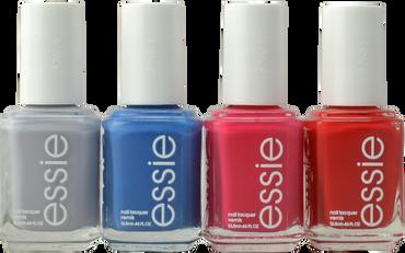 Essie 4 pc Essie Resort 2018 Collection