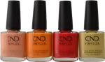 CND Vinylux 4 pc Boho Spirit Collection