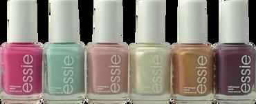 Essie 6 pc Essie Summer 2018 Collection