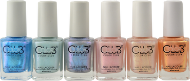 Color Club 6 pc Shine Shifter Collection