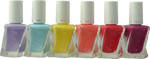 Essie Gel Couture 6 pc Avant-Garde Collection