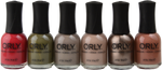 Orly 6 pc The New Neutral Collection